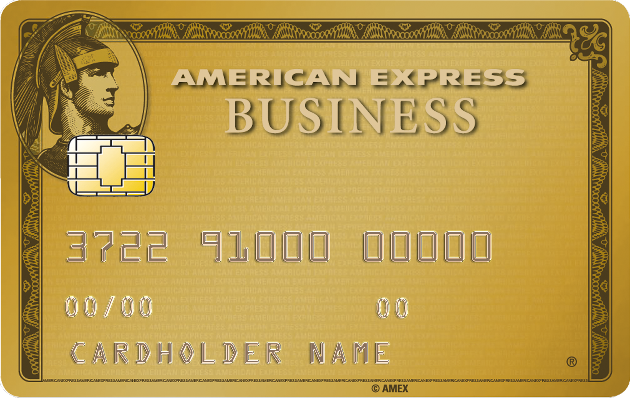 American Express<sup>®</sup> Gold Business Card