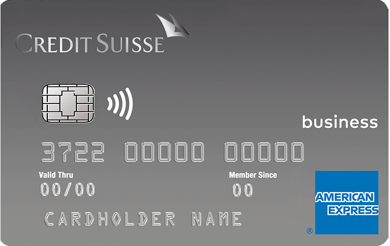 Credit Suisse Silver American Express<sup>®</sup> Business