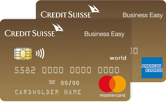 Business Easy Gold card package