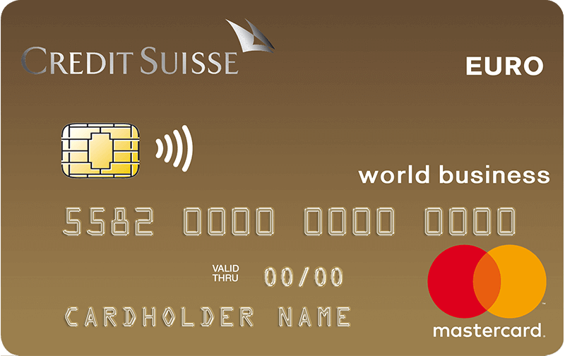 Mastercard<sup>®</sup> Business Euro (CS)