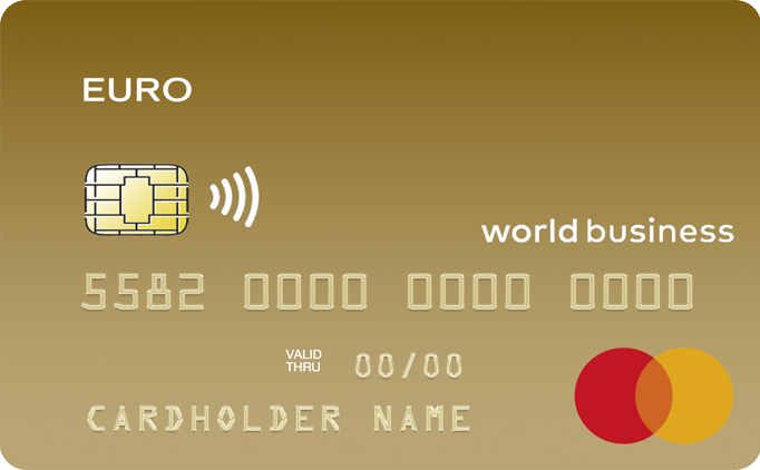 Mastercard<sup>®</sup> Business Euro (NAB)