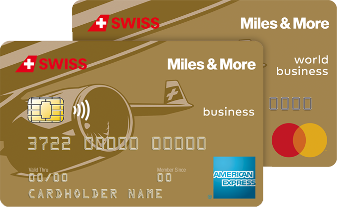 SWISS SME card package Gold