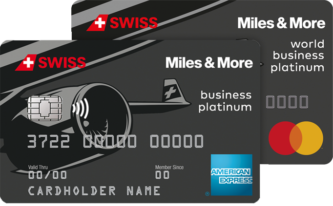 SWISS SME card package Platinum